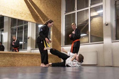 Hapkido Kids & Zumba Kids